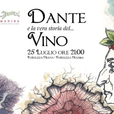 """Dante e la """"vera storia del vino"""""""